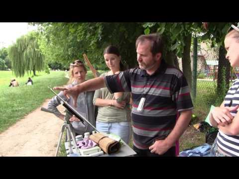 Master class on watercolor technique by Ihor Yurchenko. Landscape. Walnut Grove 2016