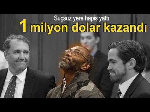 Suçsuz Yere Hapis Yatan 6 İnsan