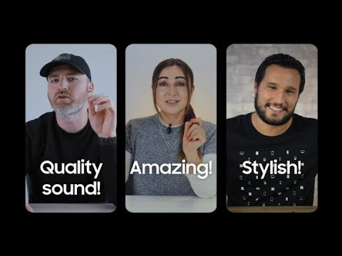 Galaxy Buds Live Expert Review Highlight | Samsung