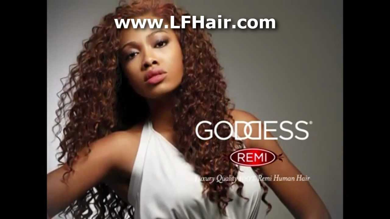 Remi Goddess Human Hair Extensions Youtube