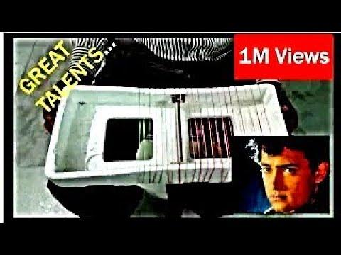 Pardesi Pardesi Jana Nahi - in Amazing Rubber Band Instrument