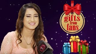 Aalisha Panwar Aka Aarohi From Ishq Me Marjawan Receive Gifts From Fans | Telly Reporter Exclusive