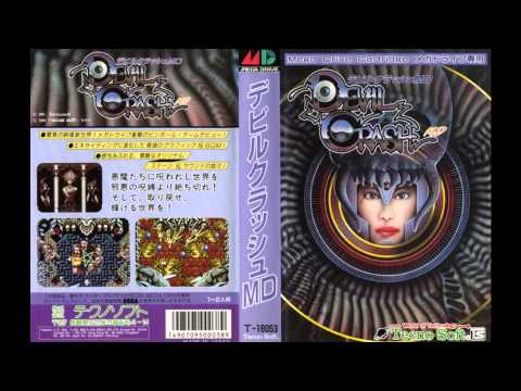 [SEGA Genesis Music] Devil Crash MD (Dragon's Fury) - Full Original Soundtrack OST