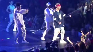 Video Justin Bieber - Where Are Now (Live in Dallas, TX at American Airlines Center April 10, 2016) download MP3, 3GP, MP4, WEBM, AVI, FLV Juli 2018