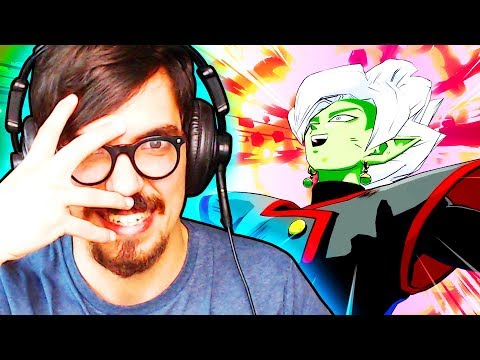 NEW ZAMASU TEAM! Dragon Ball FighterZ Ranked