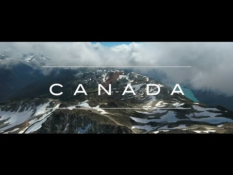 British Columbia by drone | Off-Ground