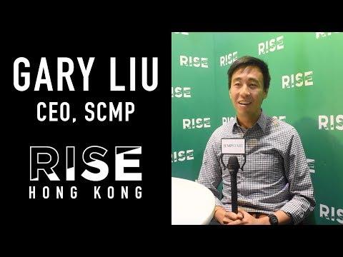 SCMP CEO Gary Liu: Tips for Young Entrepreneurs | RISE Hong Kong