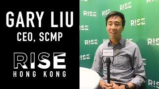 SCMP CEO Gary Liu: Tips for Young Entrepreneurs | RISE Hong Kong