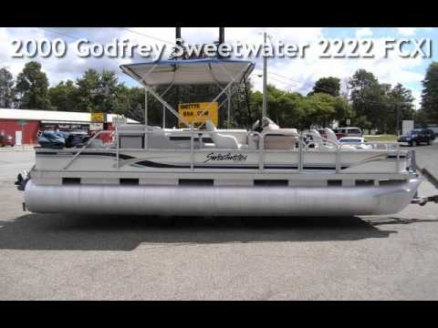 2000 Godfrey Sweetwater 2222 FCXL for sale in Angola, IN