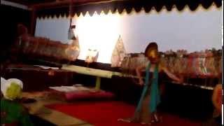 Tari Srikandi Cakil - Pentas Seni dan Budaya HUT RI Ke 70 Tahun 2015 Desa Wlahar Wetan