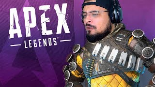 APEX Legends - A ZUEIRA TOMOU CONTA DESSE VÍDEO (Battle Royale GRÁTIS)
