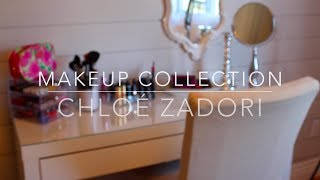 Makeup Collection & Storage 2014 - Ikea Malm | Chloé Zadori