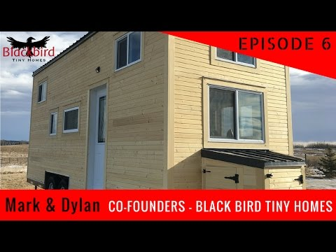 Black Bird Tiny Homes, founder Mark Kirk:  How to start a tiny home business