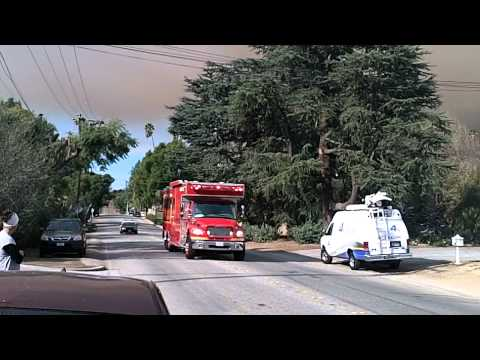 Los Angeles County FD (CA) Incident Command
