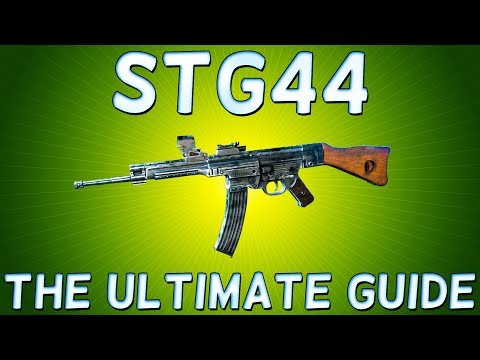 BATTLEFIELD V STG44! The BEST Assault Rifle or the Easiest Weapon? thumbnail