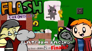 Platform Racing 2 Finale?: Flash Chronicles