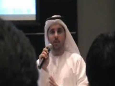 DemoCamp Dubai - Darrb.com presentation - Part 2