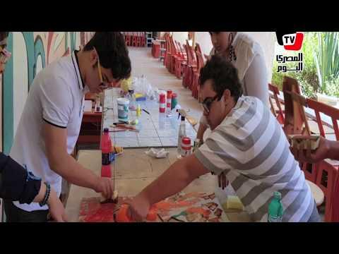 تفعيل بروتوكول بين «الفنون التطبيقية» وإحدى المدارس لتنمية مهارات ذوي الاحتياجات الخاصة  - 10:21-2018 / 8 / 11