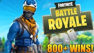NEW SKINS AND UPDATE! - 800+ Wins - Level 98 - Fortnite Battle Royale Gameplay - (PS4 PRO)