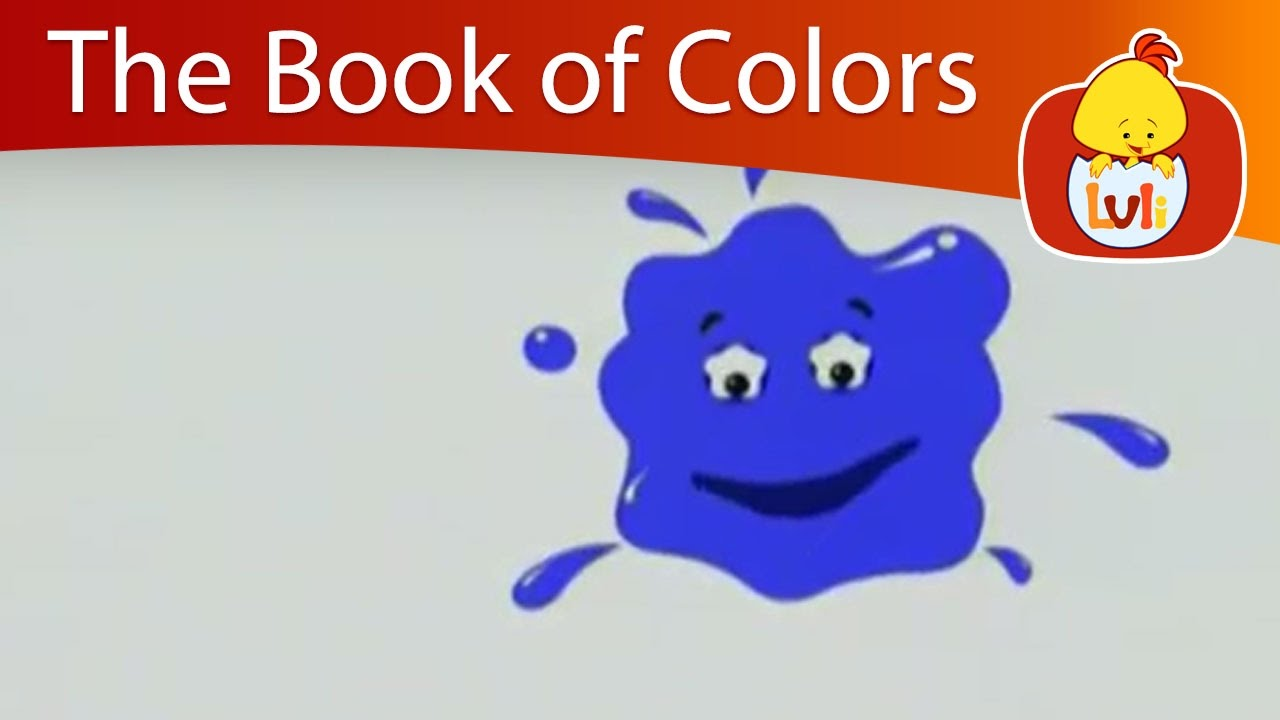 Kids Learn Colors | Cartoon for Children - Luli TV - YouTube