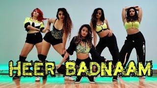 Download Mp3 Heer Badnaam - Zero | The Bom Squad | Svetana Kanwar Choreography