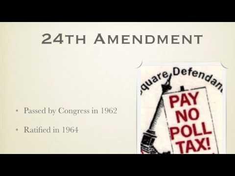24 amendment project mr keller