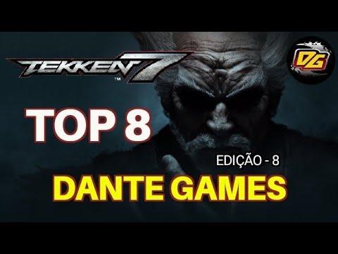 TEKKEN 7 - TOP 8 DANTE GAMES #8