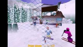 Ski Resort Tycoon PC 2000 Gameplay