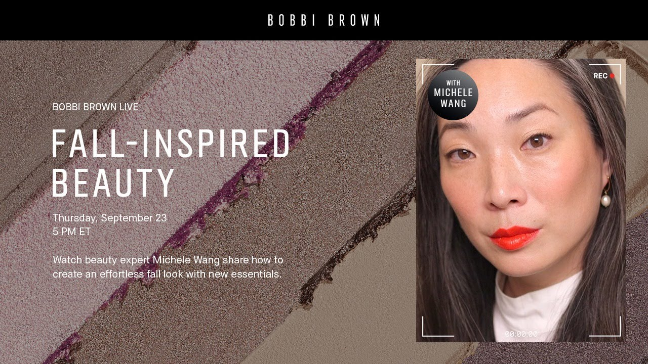 How To: Fall Inspired Beauty with Michele Wang | Full-Face Beauty Tutorials | Bobbi Brown Cosmetics