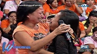 Wowowin: Mother and daughter reunite unexpectedly after 11 years