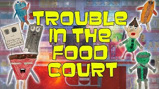 Oh no! There's TROUBLE in the FOOD COURT - THE DAYDREAMER'S ACADEMY PRESENTS KABOOM!