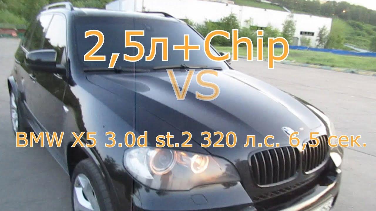 BMW X5 vs CX 5