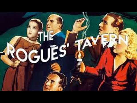 The Rogues' Tavern 1936 ( Wallace Ford, Barbara Pepper) mistero italiano