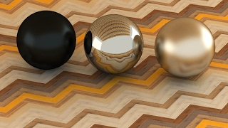 3ds Max Vray Realistic Black Nikel Satin - Tin Polished - Tin Satin Material