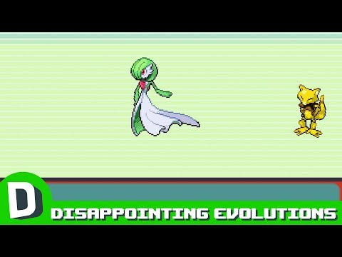 Still More Pokemon Disappointed With Their Evolutions
