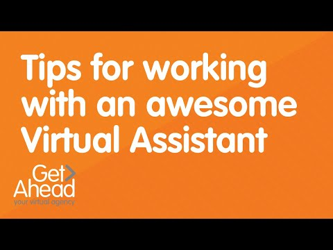 Office Administration with a Virtual Assistant