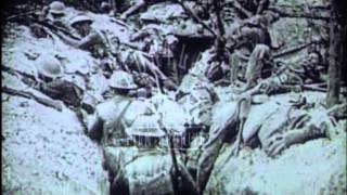 Drama about the Battle of the Somme, 1920