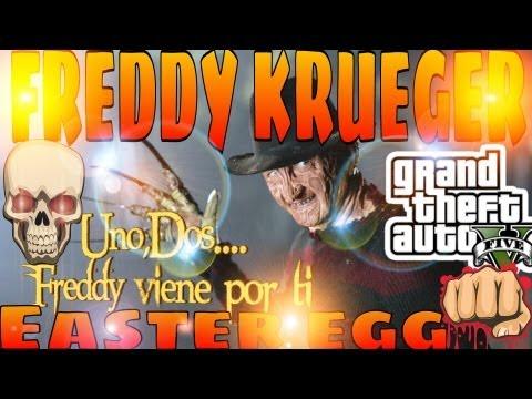 Gta v Freddy Krueger Easter Egg Download Gta v Freddy Krueger