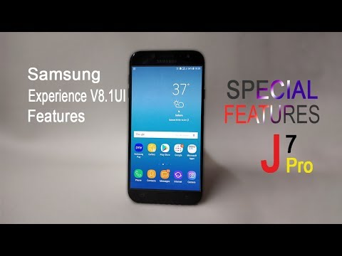 Samsung Galaxy J7 Pro Best Samsung Experience version 8.1UI Features