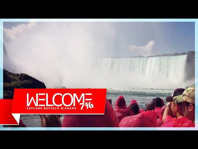 Welcome 716 visits Hornblower Niagara Cruises - Explore Buffalo Niagara