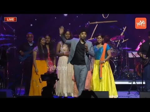Singer Karthik Gets Awesome Response For Arere Arere Song   Happy Days Movie   YOYO TV Channel