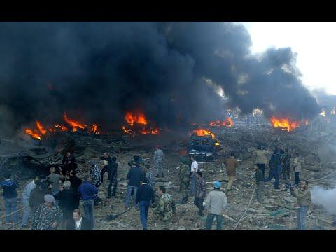 خبير استراتيجي يتحدث عن فرضية أن يكون الحريق الذي أدى الى الانفجار في مرفأ بيروت متعمدا