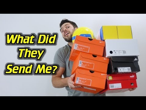 Over $1700 of New Soccer Cleats!