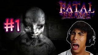 Fatal Frame / Project Zero - Part 1 - Night 1 - An Asian Horror Nightmare Begins