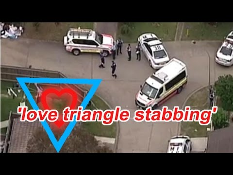 A Man has been charged after 'love triangle stabbing' in Sydney's southwest