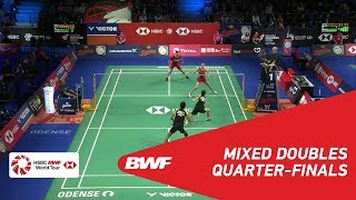 Download Video QF | XD | AHMAD/NATSIR (INA) [3] vs CHRISTIANSEN/PEDERSEN (DEN) [5] | BWF 2018 MP3 3GP MP4