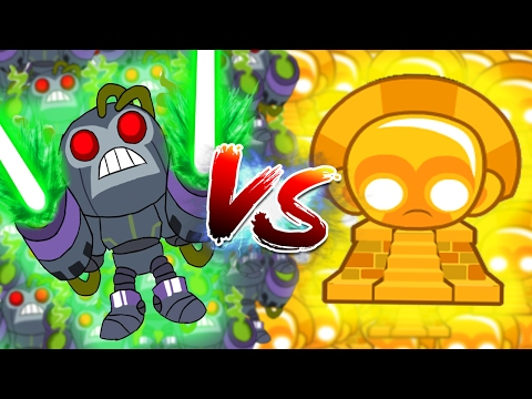 Bloons TD Battle | SUN GODS VS TECH TERRORS! WHICH IS THE STRONGEST TOWER!??!?!