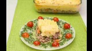 Горячее блюдо на 9 мая - День Победы 2017 рецепт с фото