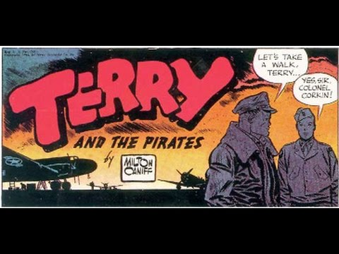 Terry and The Pirates  Macao Gold 1953