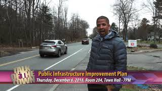 Public Infrastructure Improvement Plan  PSA